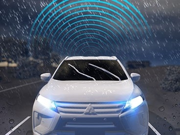 Auto Rain Sensing Wipers