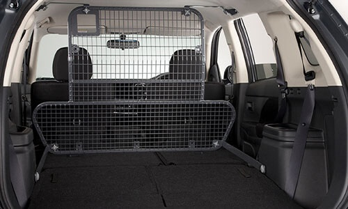 Cargo Barrier Fitting Kit - Front