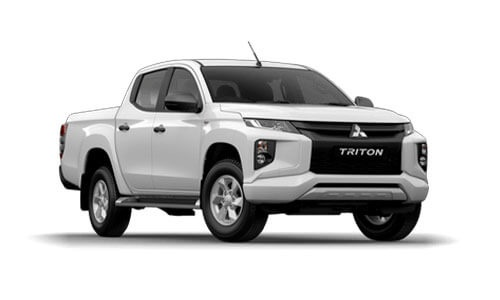20MY Triton GLS Premium 4WD Double Cab - Pick Up Diesel Auto