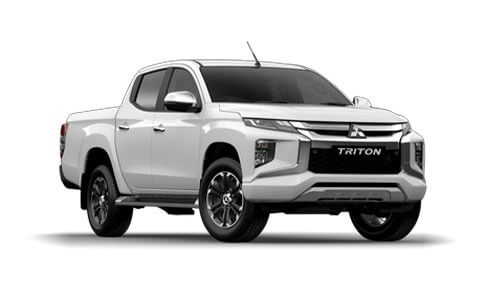 19MY Triton GLX+ Double Cab - Pick Up 4WD Diesel Auto
