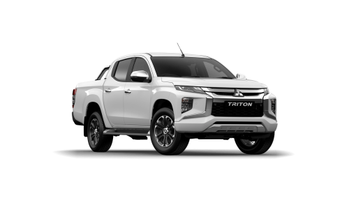 Mitsubishi Triton GLS Double Cab - Pick Up (4WD Diesel/Manual)