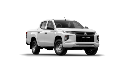 Mitsubishi Triton GLX Double Cab - Pick Up (4WD Diesel/Manual)