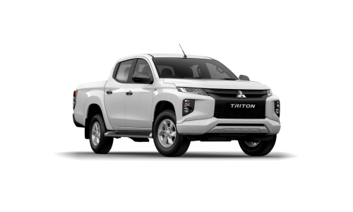 Mitsubishi Triton GLX+ Double Cab - Pick Up (4WD Diesel/Manual)