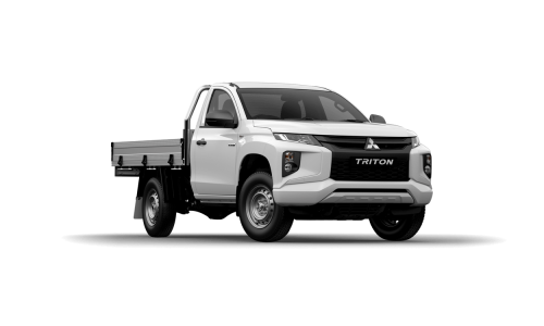 Mitsubishi Triton GLX Single Cab - Cab Chassis (2WD Petrol/Manual)
