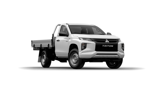 Mitsubishi Triton GLX DID Single Cab - Cab Chassis (4WD Diesel/Manual)