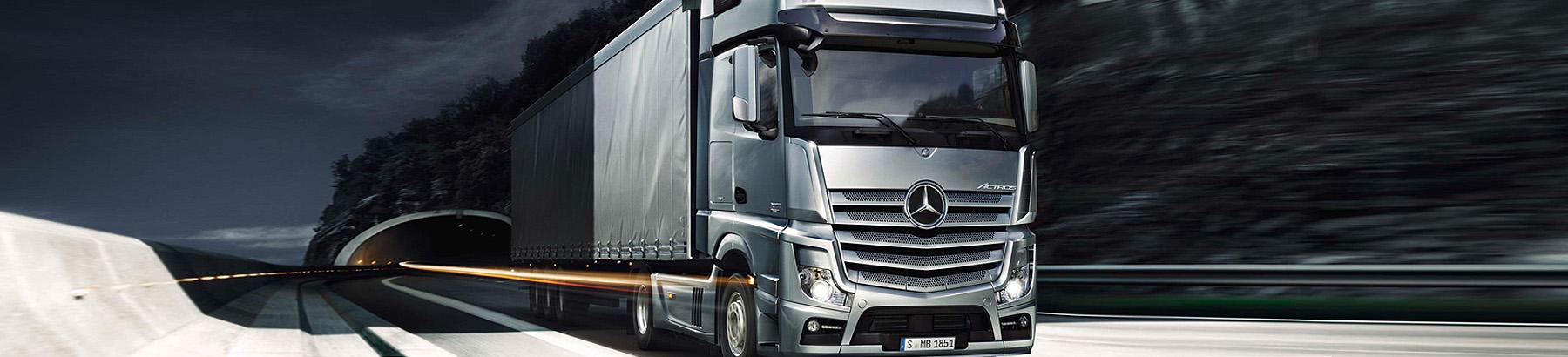 Mercedes-Benz Actros Truck