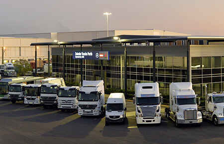 Used Trucks at Daimler Trucks Perth