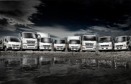 Fuso at Daimler Trucks Perth