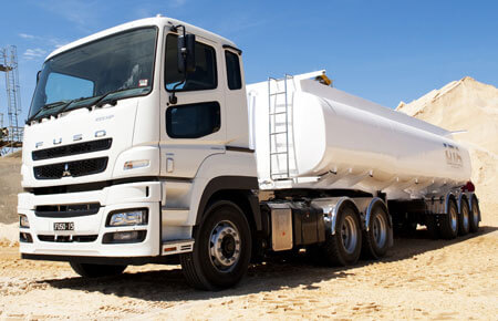 Bunbury Trucks Fuso
