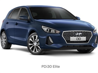 Hyundai I30 New Cars at Phil Gilbert Hyundai Picture 1