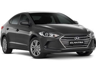 Hyundai Elantra New Cars at Phil Gilbert Hyundai Picture 1