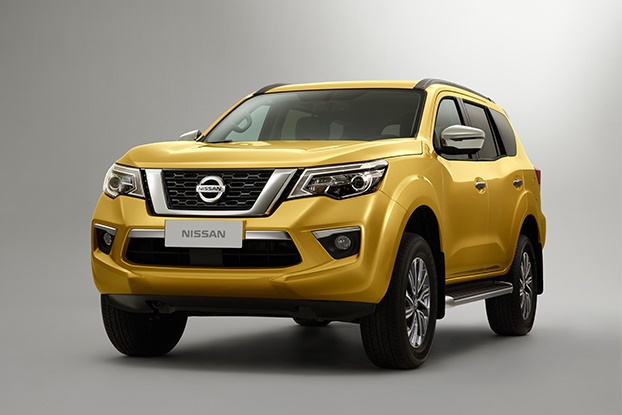 Nissanu0027s Frame And LCV Business Unit, Made Up Of Frame SUVs, Pickups, Vans,  Light Duty Trucks, Is Seen As Critical To Achieving The Companyu0027s Midterm  Plan ...