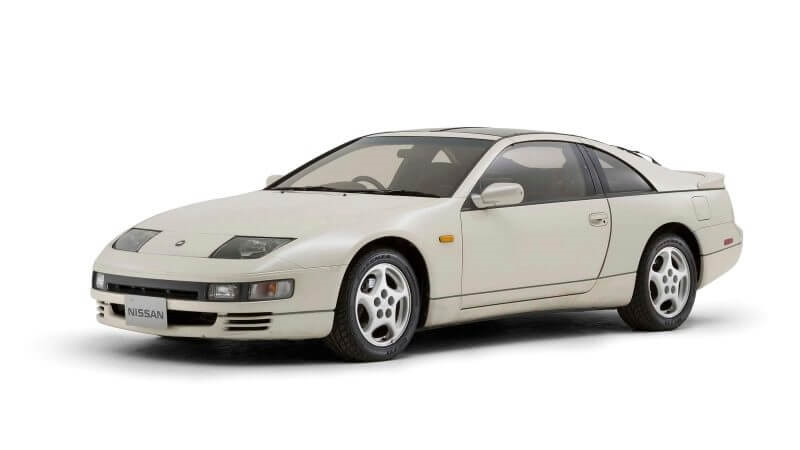 1989 Nissan Fairlady Z 2+2 300ZX Twin Turbo (GCZ32)