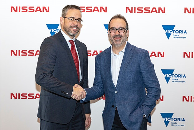 Nissan HQ Image