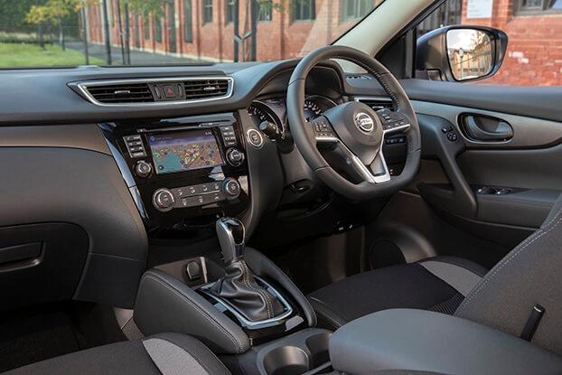 Nissan Qashqai ST+ Grade Interior