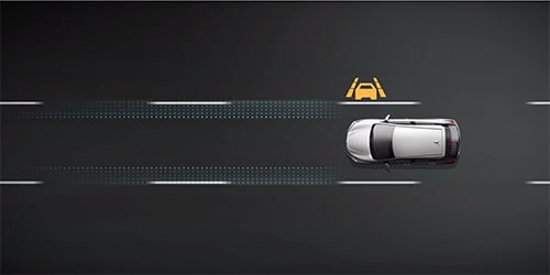 Intelligent Lane Intervention