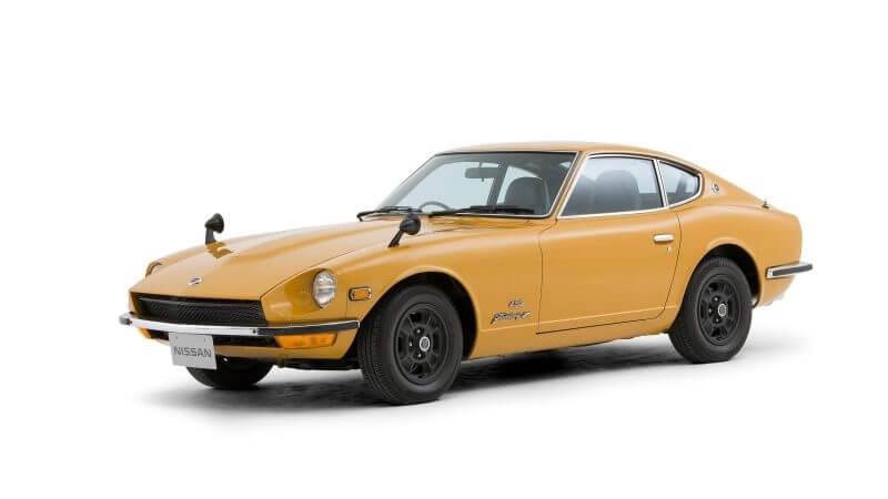 1962 Nissan Fairlady Z432 (PS30)