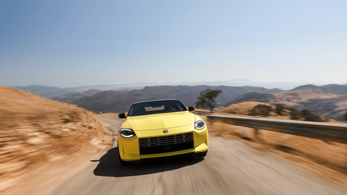 he Nissan Z will launch in Australia in mid-2022