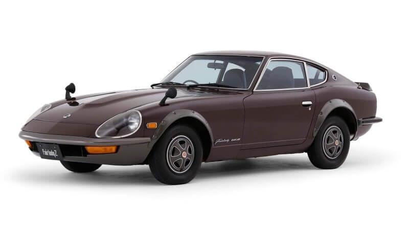 1972 Nissan Fairlady 240ZG (HS30)