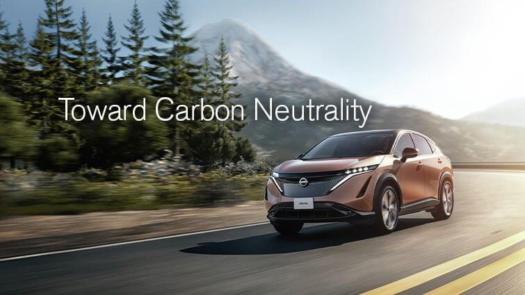 Nissan Toward Carbon Neutrality