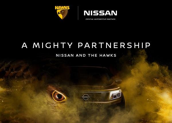 Nissan Hawthorn Logo