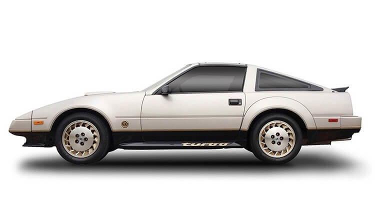 1984 300ZX 50th Anniversary Turbo T-Top, Canada Spec (HZ31)