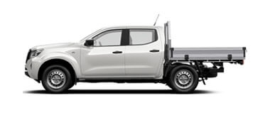 Navara Auto 4x2 SL Single Cab Chassis