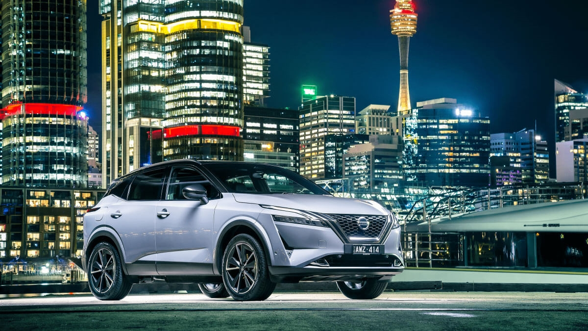 The new Nissan Qashqai will launch in four generously equipped grades