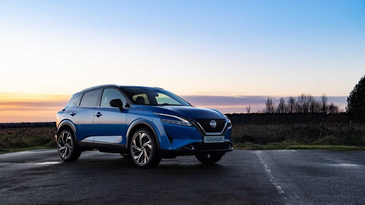 All-New Nissan QASHQAI arriving early 2022