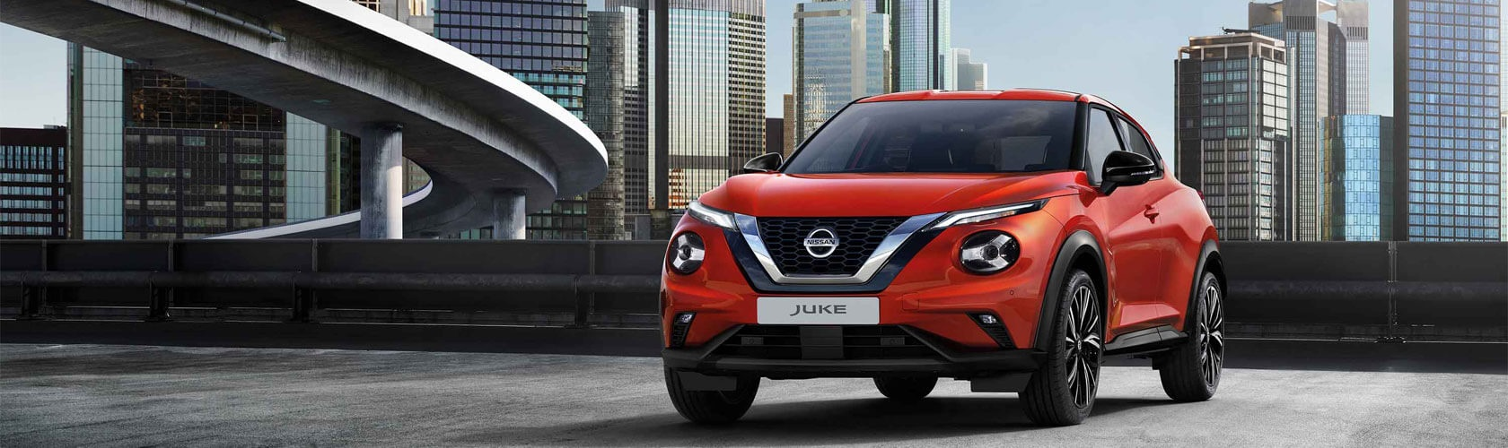 The All New Nissan Juke - Has Arrived