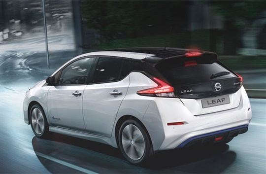 The new Nissan LEAF is coming to Australia