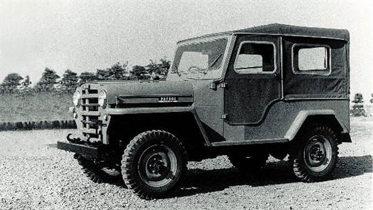 Nissan 4W-Series 1951-1959