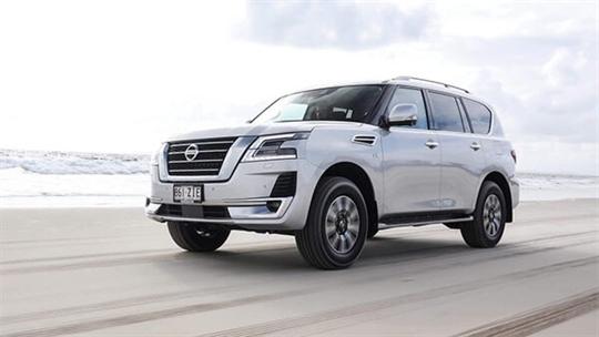 Nissan Patrol Y62-Series 2014-Present