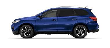Pathfinder 3.5L Auto 2WD Ti