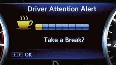 Intelligent Driver Alert