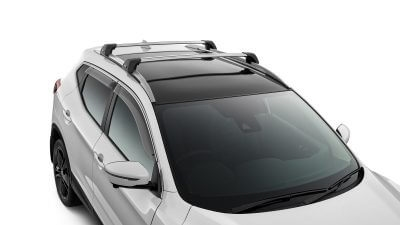 Roof Cross Bars (Flush Style)