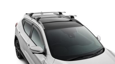 Roof Cross Bars (Through Style)