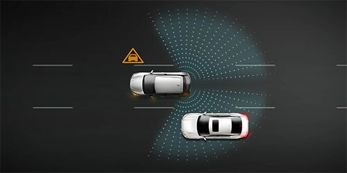 Blind Spot Warning
