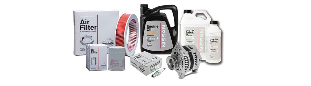 Nissan Genuine Parts