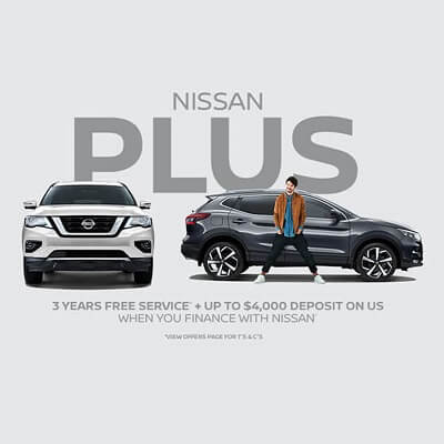 Castle Hill Nissan Special Offers