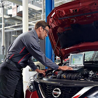 Book a Service with Clarkson Nissan
