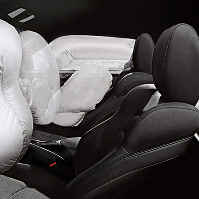 Osborne Park Nissan 370Z Coupe Safety Airbags