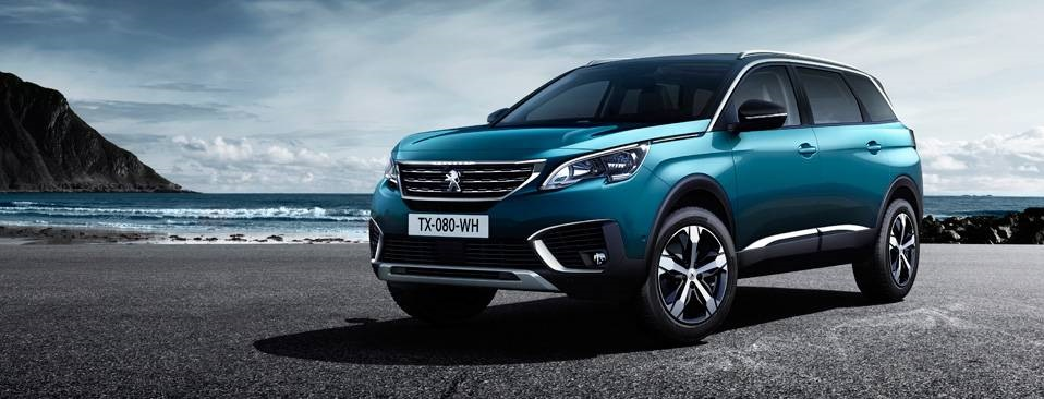 The All New Peugeot 5008 Suv Follows Lead Of 3008 Recently Confirmed For Australia With Both Models Breaking Away From Their