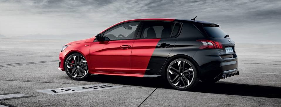 More Than Just A Badge And Alloy Wheels, The 308 GTi Has Been Extensively  Developed By PEUGEOT Sport Who Are PEUGEOTu0027s In House Motorsport Division  That ...