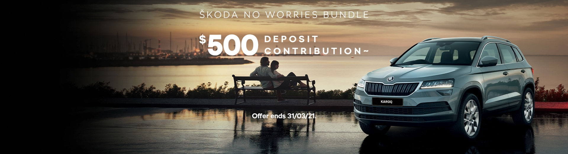 ŠKODA No Worries Bundle