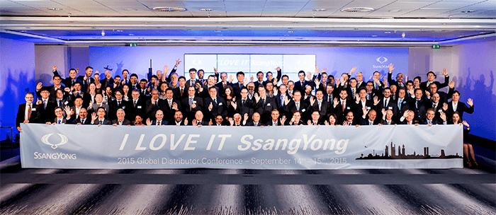 Ssangyong Motor Group
