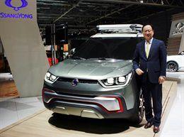 Ssangyong 'X100', 'XIV-Air' / 'XIV-Adventure'