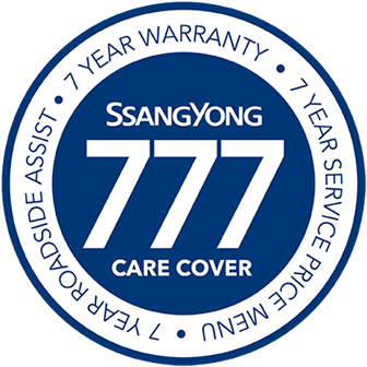 SsangYong 777 Care Cover