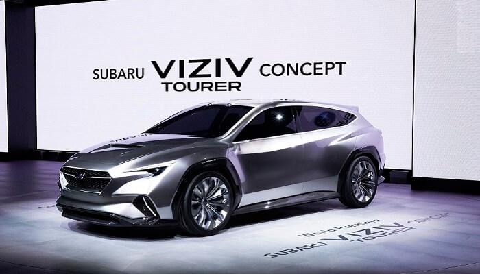 Subaru Viziv Tourer Concept News At Mcgrath Subaru Liverpool