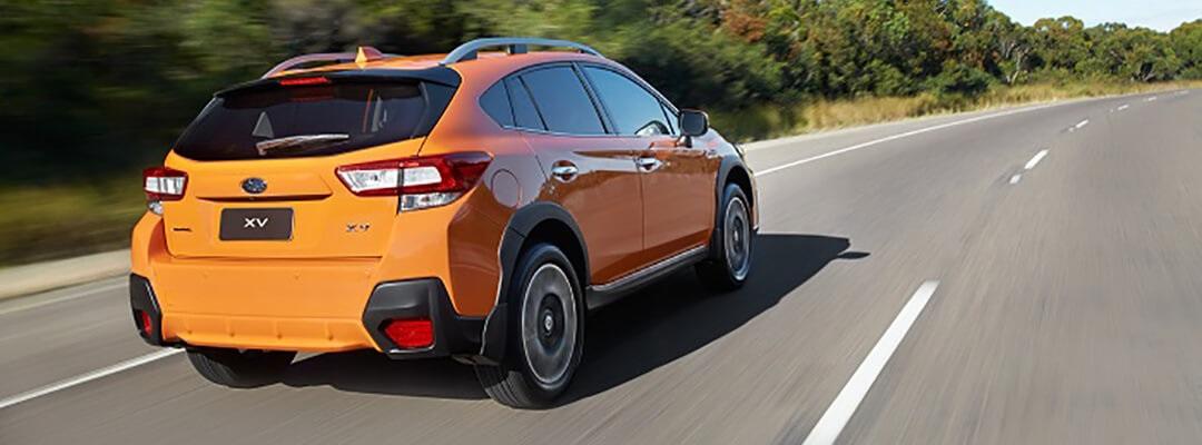 Subaru Adds Xv To Drivemycar Range News At Subaru Wangara